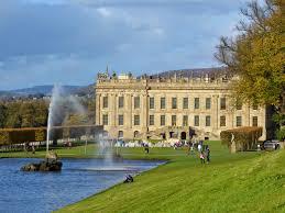 Resultado de imagen de Chatsworth House in Derbyshire of greenhouse