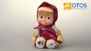 Мягкая <b>игрушка Мультипульти Маша</b> (сказки) (gV85833-30Y ...