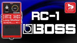 <b>BOSS RC</b>-<b>1 Loop Station</b> - доступный гитарный лупер - YouTube