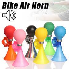 Hot <b>1Pc Bike</b> Air Horn Road Bicycle Children Safety <b>Bike Handlebar</b> ...