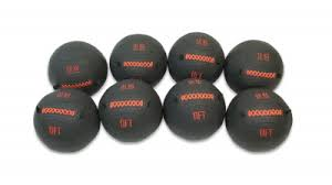 Набор тренировочных мячей <b>Wall</b> Ball Deluxe 8 шт от 3 до 15 кг