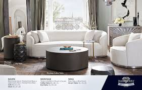 <b>Living Room</b> — <b>Diamond</b> Sofa