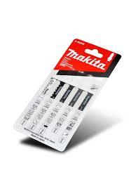 <b>Набор пилок для лобзика</b> A-86898 5 шт. Makita 8886478 в ...