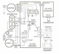 goodman ac unit wiring diagram wiring diagram wiring diagram for ac contactor the