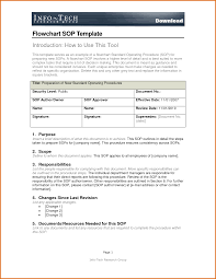 doc sop template sop template standard operating sop ms word for sop template