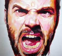 Lo primero que llama la atención al ver la pintura de José Ramón Lozano es la fragmentación de sus figuras, y no desde el punto de vista compositivo porque ... - exposiciones%2Bmadrid%2Bgaleria%2Bbat