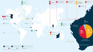 global interests about us woodside energy global business