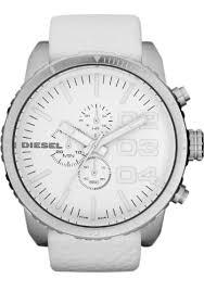 Diesel Chronograph Leather <b>50M Mens Watch</b> DZ4240 - Breno ...