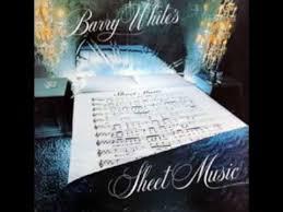 <b>Barry White</b> - Sheet Music (1980) - 03. I Believe In Love - YouTube