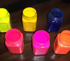 Image result for orange fluorescent pigment
