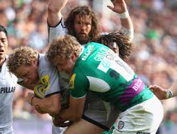 Jamie Gibson London Irish v Leicester Tigers - Aviva Premiership. Source: Getty Images - Jamie%2BGibson%2BxRJSXkVzI69m