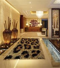 Leopard Print Living Room Online Buy Wholesale Leopard Print Wallpaper From China Leopard