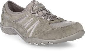 Кроссовки женские Skechers <b>Breathe</b>-Easy, цвет: бежевый. 23020 ...