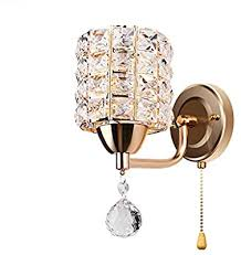<b>K9 Crystal Wall</b> Light Aisle Lamp For Bedroom Dinning Room Hall ...