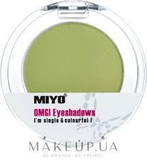 <b>Одноцветные тени для век</b> - Miyo Omg Eyeshadows: купить по ...