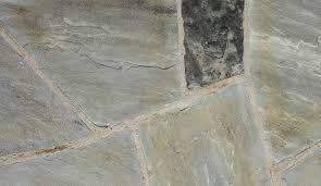 flat stone patio interior