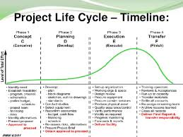 project management and project life cycle       project life cycle