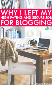 how to make money a blog how i earn k a month why i m happy i made the decision to leave my high paying and secure