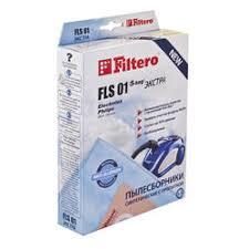 Купить <b>Мешок</b>-<b>пылесборник Filtero FLS 01</b> Экстра по супер ...