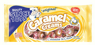 Image result for caramel creams