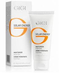 <b>Крем увлажняющий</b> Solar Energy 100 мл <b>GIGI</b> 7527993 в ...
