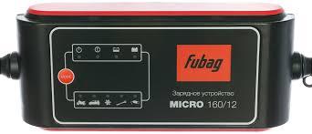 <b>Зарядное устройство FUBAG MICRO</b> 160/12 68826 - цена ...