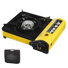 <b>Outdoor Portable Cassette</b> Gas Stove Windproof Wild Gas <b>Barbecue</b> ...