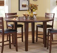 Tall Dining Room Table Chairs Pallet Dining Table Terrific Small Dining Room Design With Black