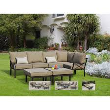 Walmart Outdoor Sectional Furniture Metal  A