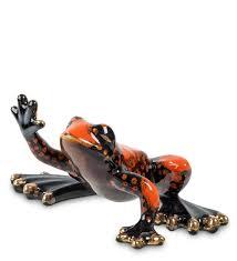 <b>Фигурка</b> декоративная Pavone Лягушка <b>JP</b>-08/ 6, 102522 — купить ...