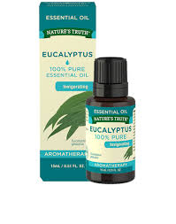 100% <b>Pure Eucalyptus Essential Oil</b> by Nature's Truth
