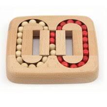 Деревянные <b>пазлы</b>, игрушка для взрослых, <b>IQ Puzzle</b> Brain ...