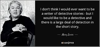 Mary Lavin quote: I don't think I would ever want to be a... via Relatably.com