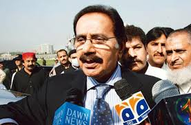 Pakistan commerce minister Makhdoom Amin Fahim (above) and secretary Munir Qureshi will be participating in a three-day annual partnership summit in Agra ... - Fahim-web