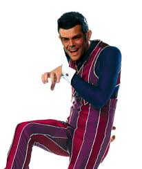 Dane Cook as Robbie Rotten by icarn on DeviantArt via Relatably.com