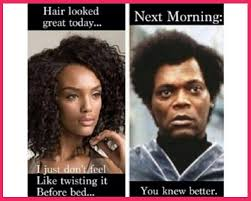 Natural hair memes | Theories of Global Cultural Studies (Fall 2013) via Relatably.com
