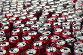 Image result for cans of soda