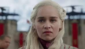 Emilia Clarke ('Game of Thrones') 2019 Emmy Awards Episode ...
