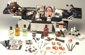 deluxe ems moulage makeup kit graftobian special order