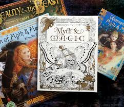 sample coloring page myth magic an enchanted fantasy art sample coloring page myth magic an enchanted fantasy art coloring book by