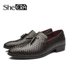 <b>Plus Size 38-48</b> New Design Men Driving Loafers Shoes Weave ...