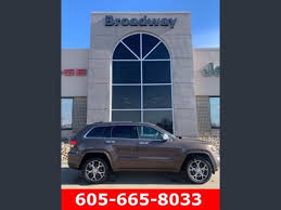 2020 Jeep Grand Cherokee for Sale in Lennox, SD 57039 - Autotrader