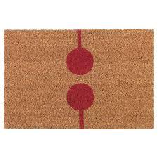 Купить ВЕЙРС Придверный <b>коврик</b>, неокрашенный, красный ...