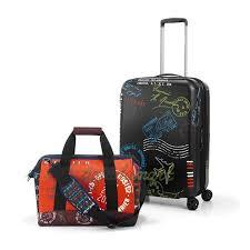 <b>Чемодан</b> 4-х колесный <b>Suitcase</b> M <b>65</b> см поликарбонат черный ...