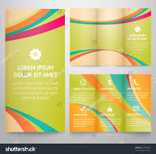 professional three fold business flyer template stock vector professional three fold business flyer template corporate brochure or cover design for publishing