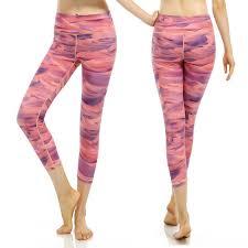 <b>Printed women's</b> running <b>yoga pants</b> yoga high stretch tight – Souteam