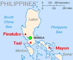 「Mt. Pinatubo eruption in 1991」の画像検索結果