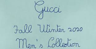 WATCH: <b>Gucci's</b> Menswear AW20 Show is LIVE from the <b>Last Day</b> of ...