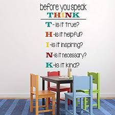 Enid545Anne <b>Classroom</b> Decorations <b>Vinyl Wall Decal</b> or Sign for ...