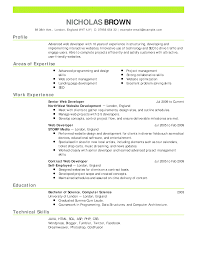 resume samples database web developer example emphasis expanded sample junior prop a traders sales trade commodity equity trader resume